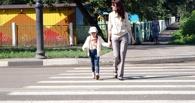 Автоинспекторы проверяют безопасность пешеходных переходов вблизи школ