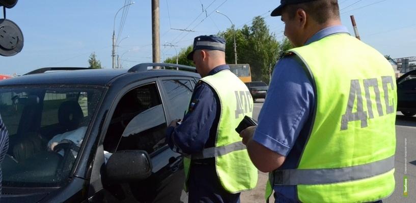 Более 100 тамбовских автомобилистов перестарались с тонировкой