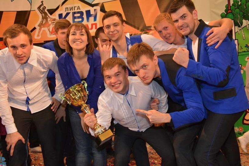 КВНщики из ТГУ стали вице-чемпионами Центральной Юго-Западной лиги