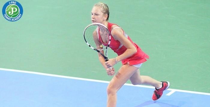 Тамбовчанка пробилась в тройку призёров на международном турнире по теннису