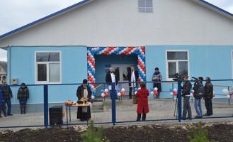 Офис врача общей практики открыли в селе Новоникольском