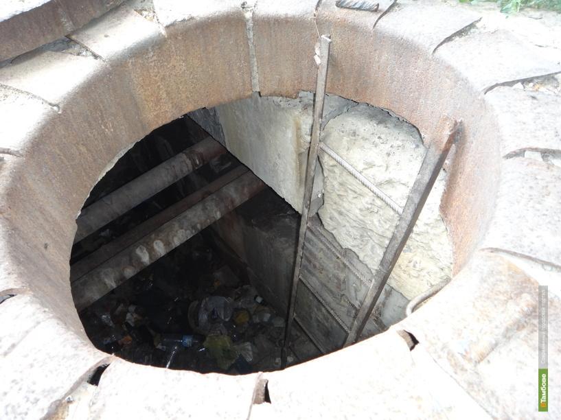 В Тамбовской области полуторагодовалый малыш утонул в сливной яме
