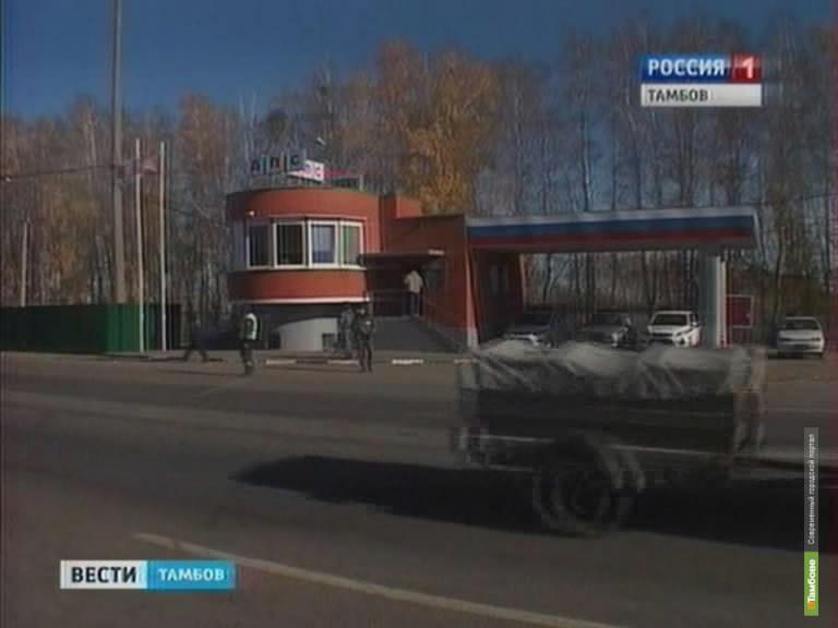 Тамбовские полицейские усилили контроль на «волгоградке»