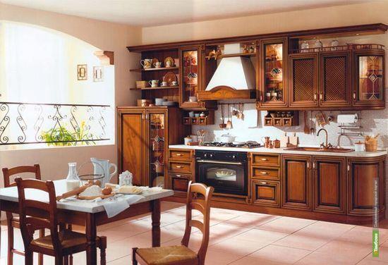 «Мебельная студия 3М» предлагает тамбовчанам эксклюзивные кухни