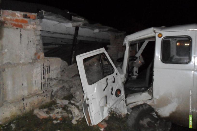 За неделю на Тамбовщине в ДТП погибли два человека