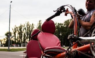 «ВелосипедуДА!»: «лежачий» веломобиль своими руками
