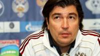 Тренера сборной России сослали на трибуну Центрального стадиона