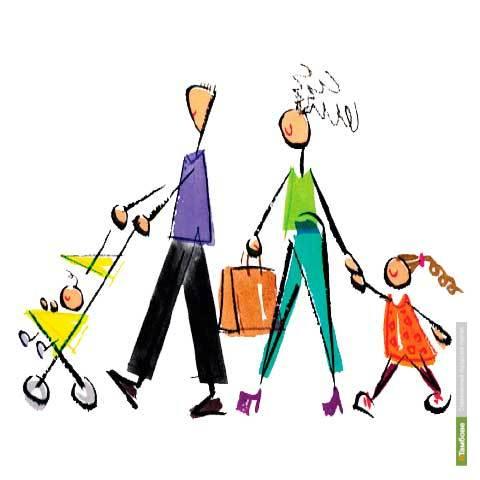 Многодетные семьи на Тамбовщине будут получать по 4827 рублей ежемесячно