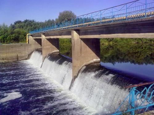 В регионе отремонтировали три гидротехнических сооружения