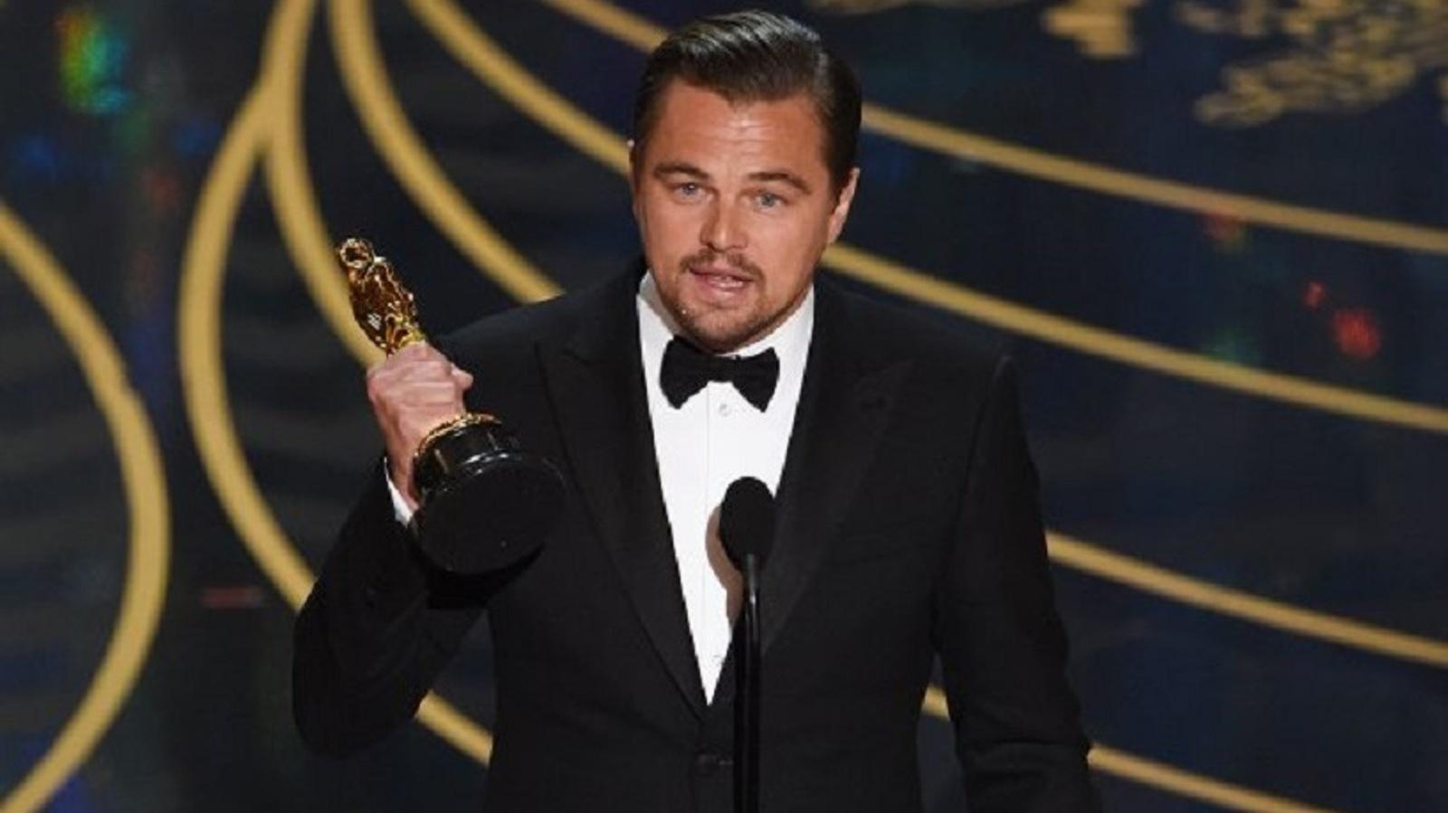 Ди Каприо получил долгожданный 'Оскар' (обновлено)