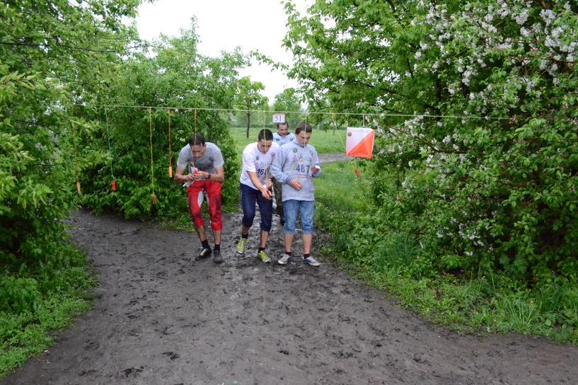 Тамбовские ориентировщики посоревнуются в парке Победы