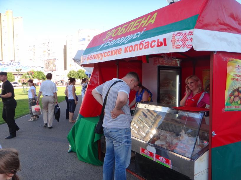 Тамбовщина налаживает торговое сотрудничество с Беларусью