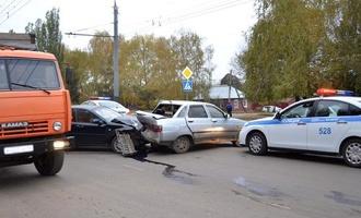 В ДТП на бульваре Энтузиастов пострадали двое детей