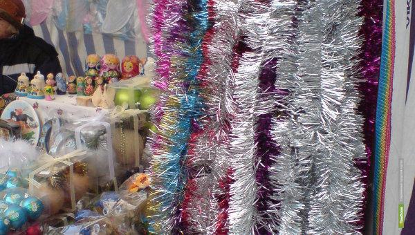 В Тамбове организуют новогодние ярмарки
