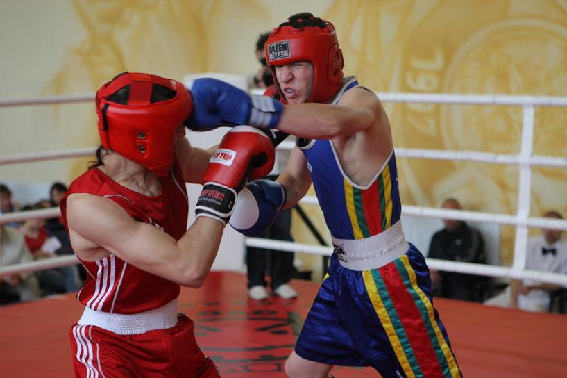 Тамбовские боксеры уже обеспечили себе медали на первенстве Европы