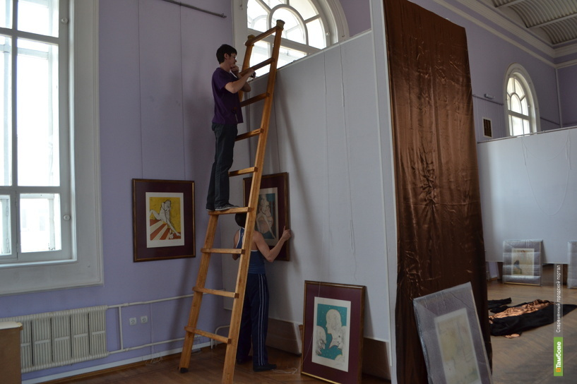 В Тамбов привезли работы Пикассо и Дали