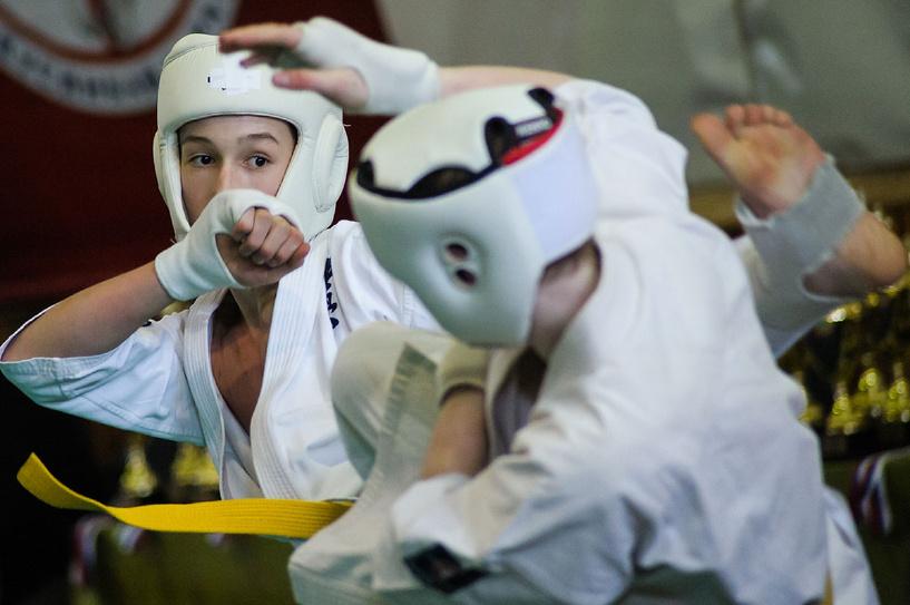 В Тамбове пройдёт областной чемпионат по кёкушин каратэ