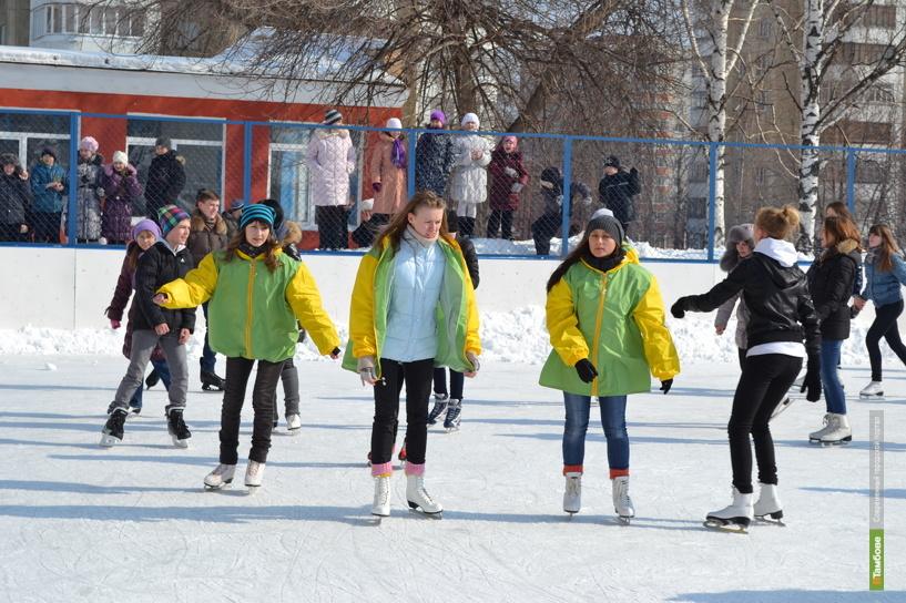 Открытие Олимпийских Игр тамбовчане отметят на льду