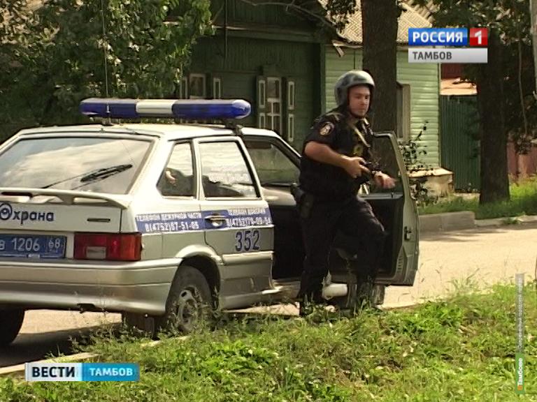 Тамбовчанин задержал грабителя, укравшего сумку у пенсионерки