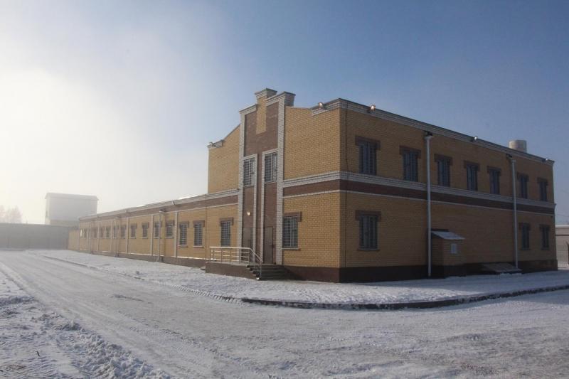 Новый изолятор временного содержания открылся в Мичуринске