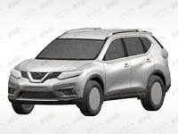 Китайские шпионы выкрали изображение нового Nissan X-Trail