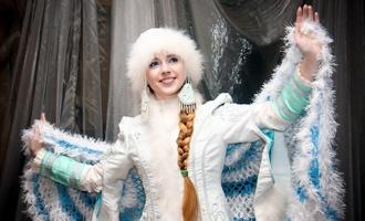 Тамбовчанкам предлагают стать «Самой настоящей Снегурочкой»