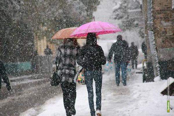 Тамбовские спасатели предупреждают о неблагоприятных погодных условиях