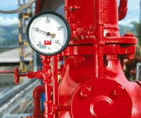 Украина хочет вдвое сократить закупки газа у России