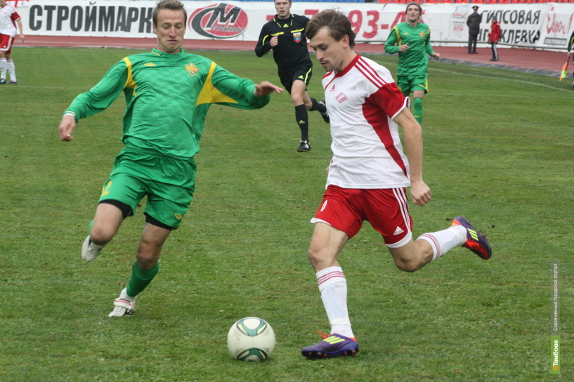 Футбольными делами в Тамбове будет заправлять новый президент