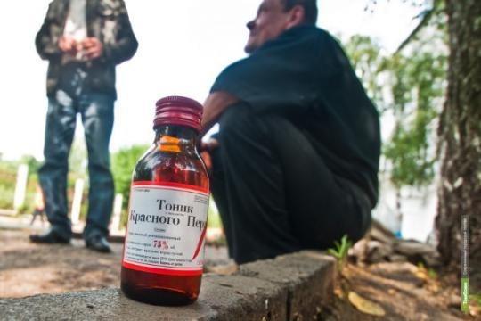 Депутаты Тамбовщины предлагают продавать спиртосодержащие настойки по рецепту