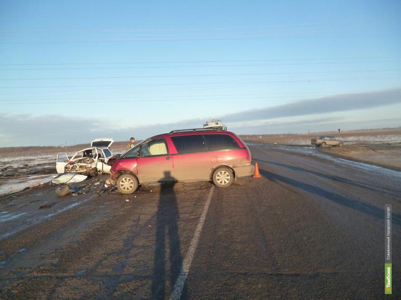 В автоаварии на Северном обходе погибла женщина