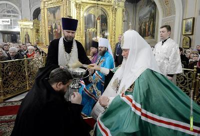 Рязанский священник пошел на повышение в Тамбовской области