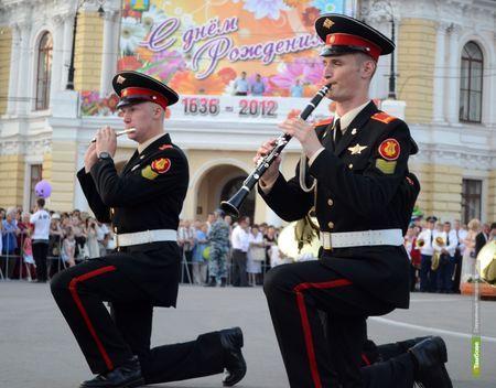"ВТамбове прошёл ""Марш столетия"""