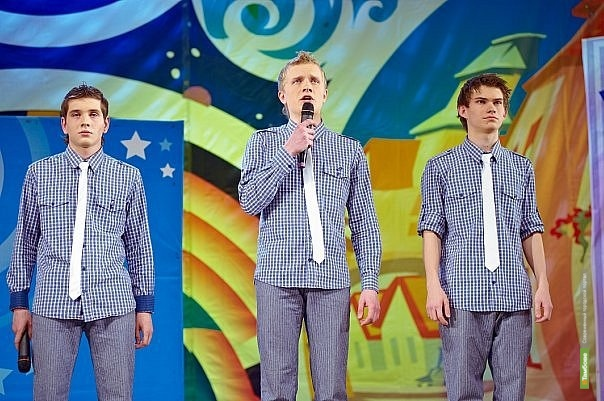 КВН-щики тамбовского техуниверситета победили в Киеве