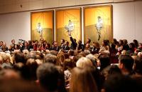 Картина Бэкона стала самым дорогим произведением искусства в мире