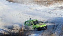 Автогонщики со всего Черноземья «взорвали» снежную пыль под Тамбовом