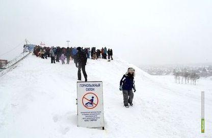 В Тамбове официально откроют горнолыжную трассу