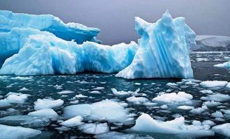 Арктика тает: площадь льда достигла рекордного минимума