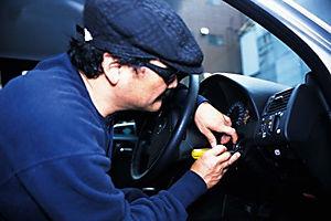 Тамбовчанин угнал у своего работодателя машину