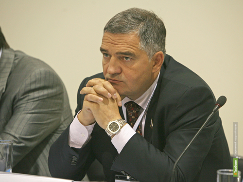 Тамбовского сенатора не пропустили на Латвийской границе