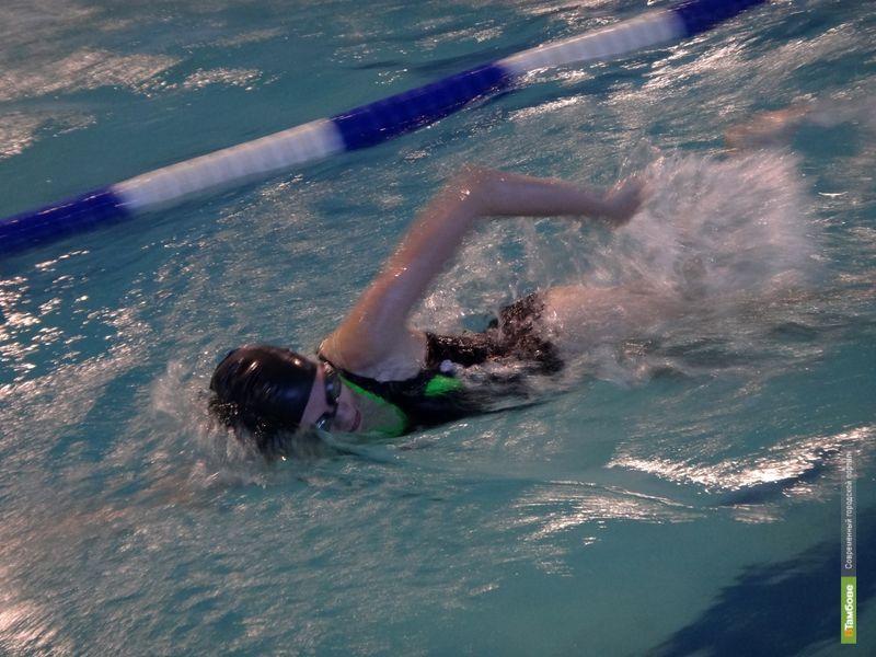 В державинском университете выбрали лучших пловцов