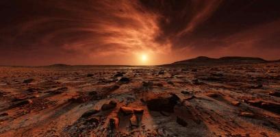 «Живой» Марс: NASA опубликовало ролик с пейзажами Красной планеты