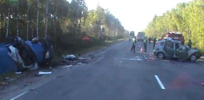 Тамбовчанка погибла в трагическом ДТП под Шацком