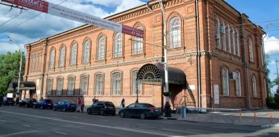В картинной галерее откроется выставка экслибрисов Бориса Лёвшина