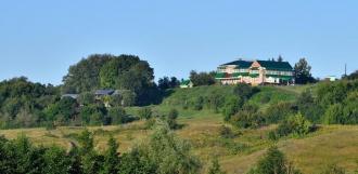 Тамбовское село показали по Первому каналу