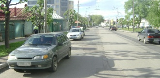 Водитель легковушки сбил подростка на улице Базарной