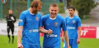 Три игрока ФК «Тамбов» попали в символическую сборную 36 тура чемпионата