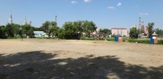 Напротив бывшего кафе «Лагуна» благоустроят пляжную зону