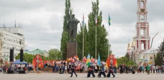 В Тамбове отметили День детских организаций