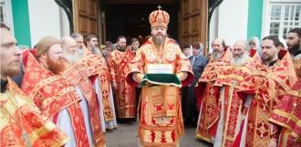 В Тамбове состоялись проводы мощей святой Матроны